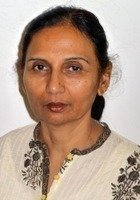 A photo of Verma, a tutor from India