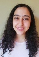 A photo of Arial, a tutor from Duke University