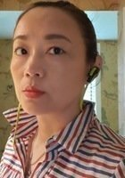 A photo of Danzo, a tutor from National Taiwan University