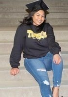 A photo of Nyah, a tutor from Towson University