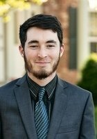 A photo of Justin, a tutor from Indiana University-Bloomington