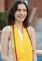 A photo of Rebecca, a tutor from Arizona State University