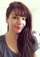 A photo of Elena, a tutor from Chapman University