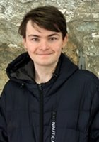 A photo of Zachary, a tutor from Rhode Island School of Design