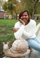 A photo of A'Nya, a tutor from University of Chicago