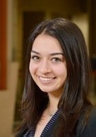 A photo of Tiffany, a tutor from University of Notre Dame