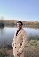 A photo of Ahmed, a tutor from George Mason University