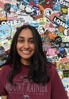A photo of Purva, a tutor from Indiana University-Bloomington