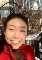A photo of Sophie, a tutor from Washington University