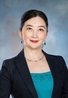 A photo of Aida, a tutor from Wuhan University