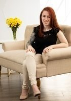 A photo of Audrey, a tutor from Carlow University