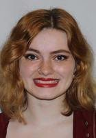 A photo of Hayley, a tutor from Marist College