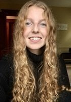 A photo of Christine, a tutor from SUNY at Geneseo