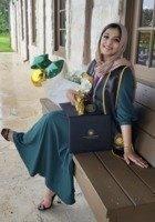 A photo of Zarfisha, a tutor from Houston Baptist University