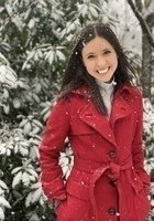 A photo of Abby, a tutor from Cornell University