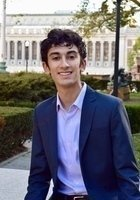 A photo of Aaron, a tutor from Columbia University in the City of New York
