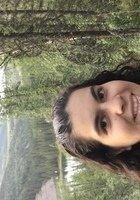 A photo of Lettie, a tutor from Southwestern Adventist University