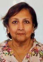 A photo of Fehmida Goderya, a tutor from Ahmadu University