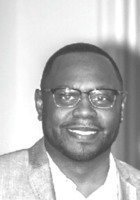 A photo of Octerrius, a tutor from Fort Valley State University