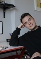 A photo of Brandon, a tutor from Salve Regina University