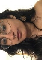 A photo of Saarah, a tutor from CUNY John Jay College of Criminal Justice