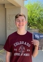 A photo of Jude, a tutor from Colorado School of Mines