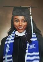 A photo of Hope, a tutor from Spelman College