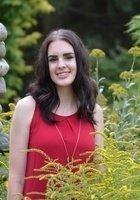 A photo of Hannah, a tutor from Western Washington University