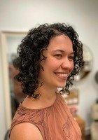 A photo of Jasmine, a tutor from University of St Thomas