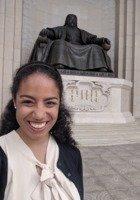 A photo of Corrina, a tutor from University of California-Berkeley