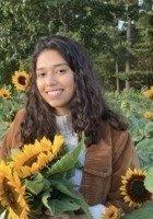 A photo of Sandra, a tutor from Washington University in St Louis