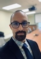 A photo of Vincent, a tutor from Rowan University