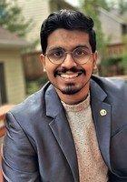 A photo of Karthik, a tutor from University of Miami
