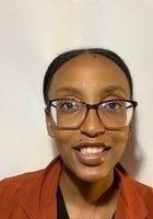 A photo of Johanne, a tutor from Boston University