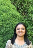 A photo of Anisha, a tutor from CUNY Hunter College