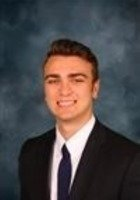 A photo of Davis, a tutor from Drake University
