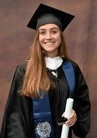 A photo of Meghan, a tutor from Georgetown University