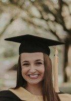 A photo of Jenna, a tutor from Florida State University