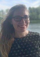 A photo of Rachael, a tutor from Nebraska Wesleyan University