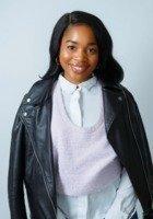 A photo of Sierra, a tutor from Northwestern University