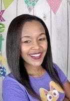 A photo of Waketha, a tutor from Louisiana Tech University