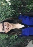 A photo of Mikaela, a tutor from Concordia University-Irvine