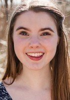 A photo of Caitrin, a tutor from Lee University