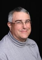 A photo of John, a tutor from Westmont College
