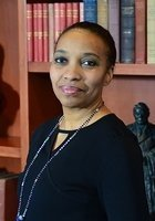 A photo of Laurie, a tutor from Davis and Elkins College