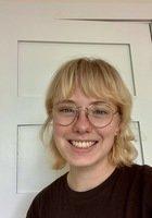 A photo of Beda, a tutor from Shenandoah University