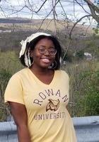 A photo of Cheyenne, a tutor from Rowan University