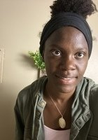 A photo of Fedialine, a tutor from Caldwell College