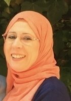 A photo of Farida, a tutor from Chestnut Hill College
