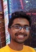 A photo of Pratiik, a tutor from Virginia Commonwealth University